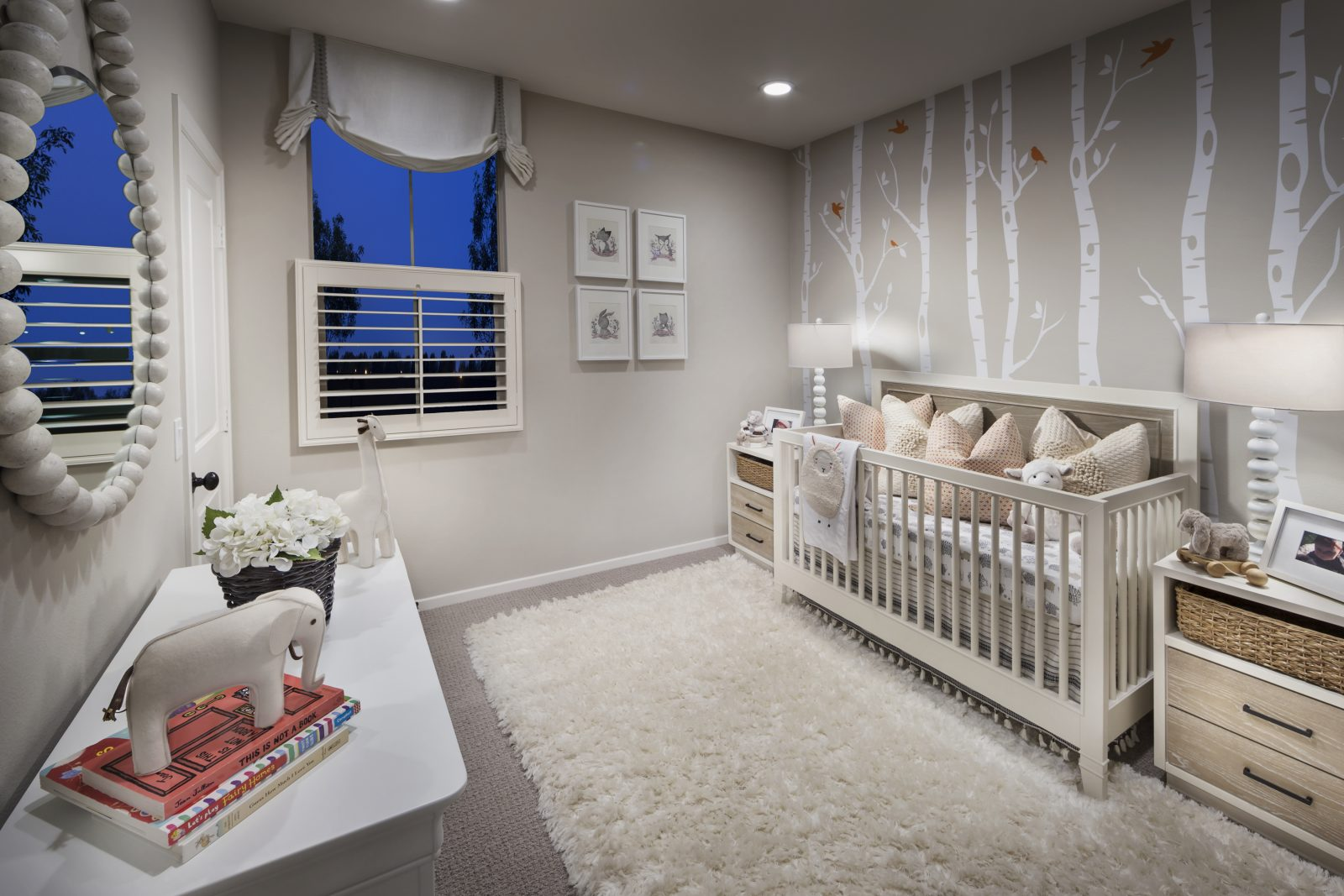 Nursery | Aborel at New Haven in Ontario Ranch, CA | Brookfield Residential