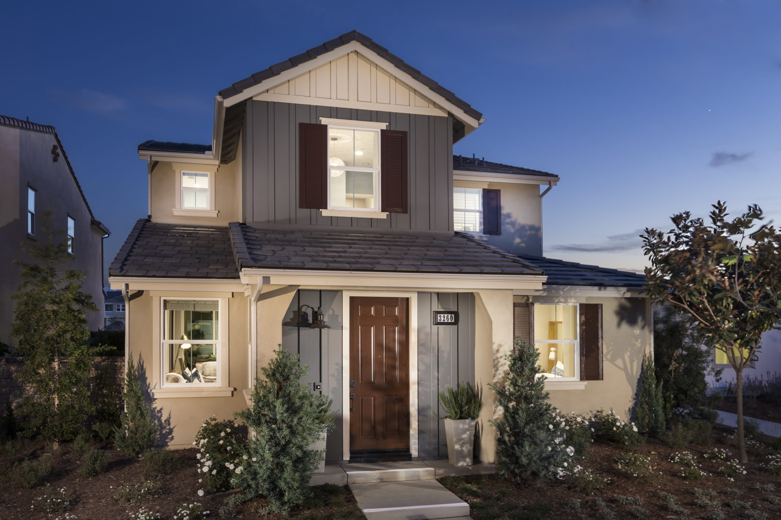 Homes For Sale In Ontario Ranch Arborel At New Haven Aluminum Wiring California Exterior Aborel Ca Brookfield Residential