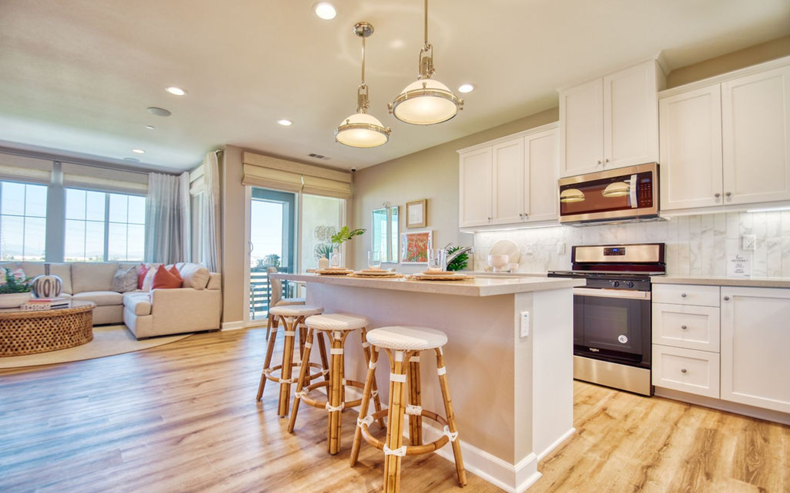 Citrus at Canvas Park | Residence 3 | New Haven in Ontario Ranch, CA