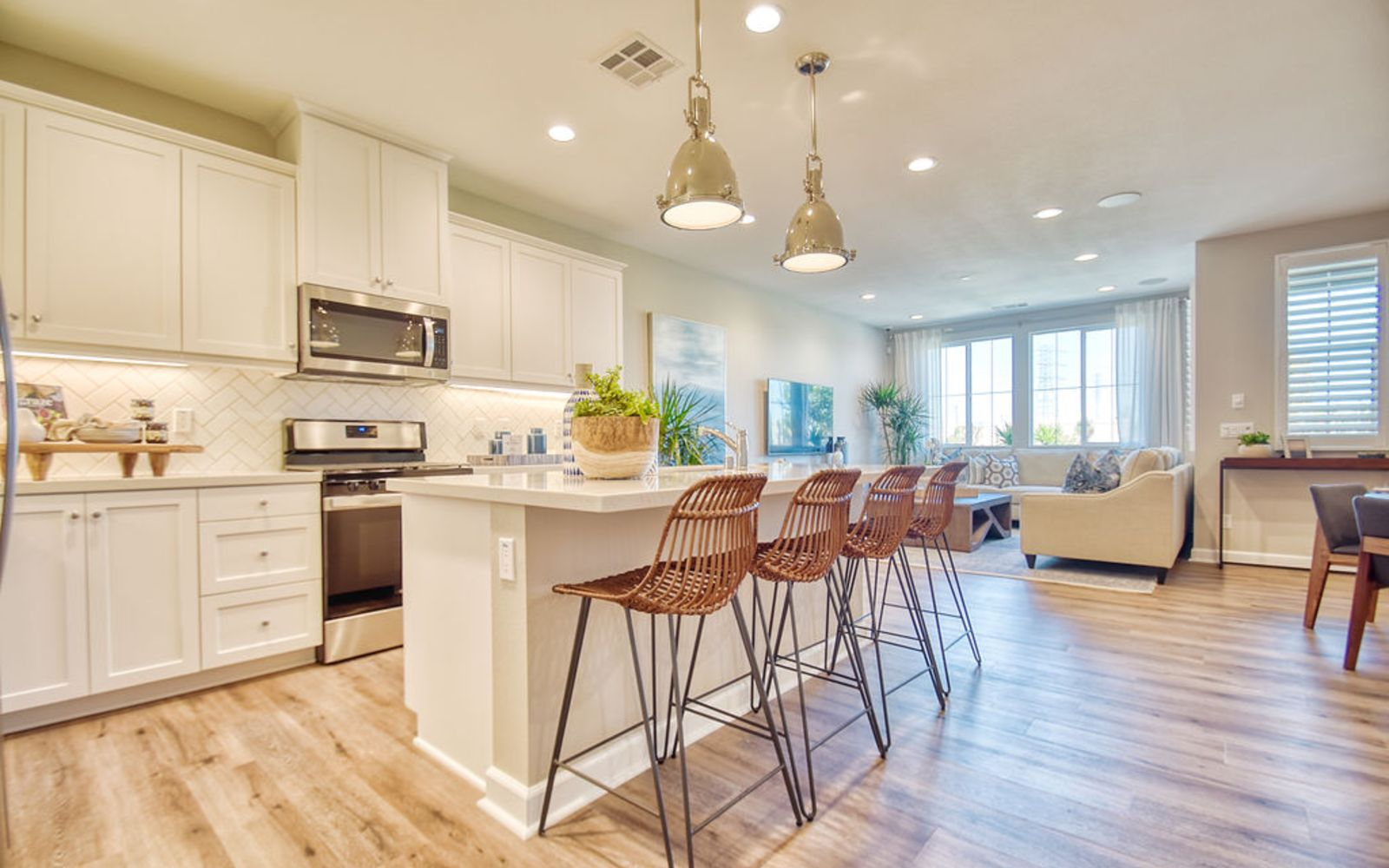 Citrus at Canvas Park | Residence 4 | New Haven in Ontario Ranch, CA