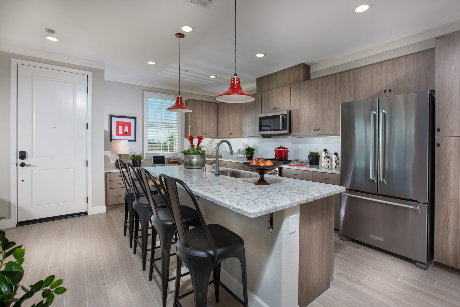Kitchen | Holiday at New Haven in Ontario Ranch, CA | Brookfield Residential
