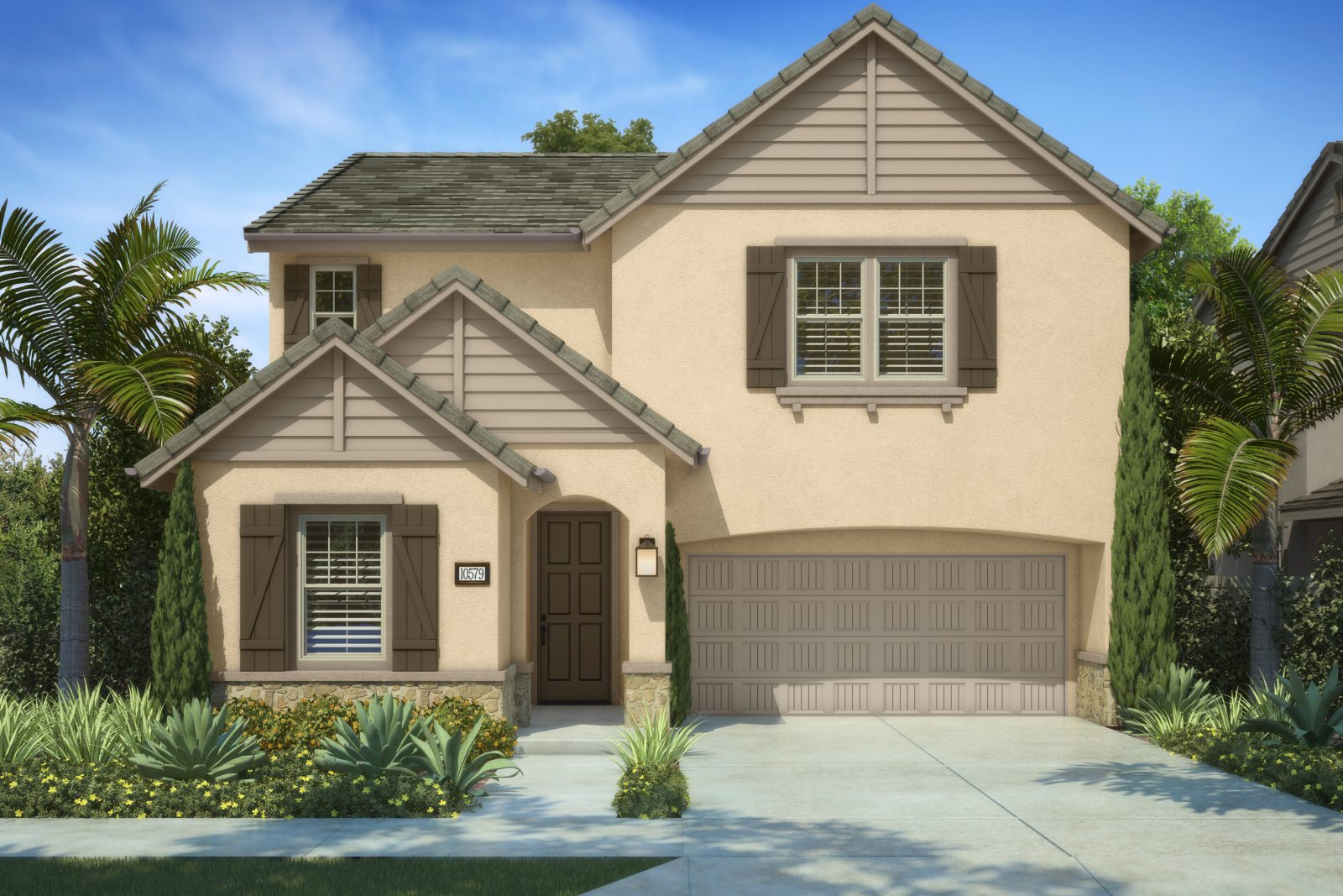Residence 1A | Marigold at New Haven in Ontario Ranch, CA | Brookfield Residential