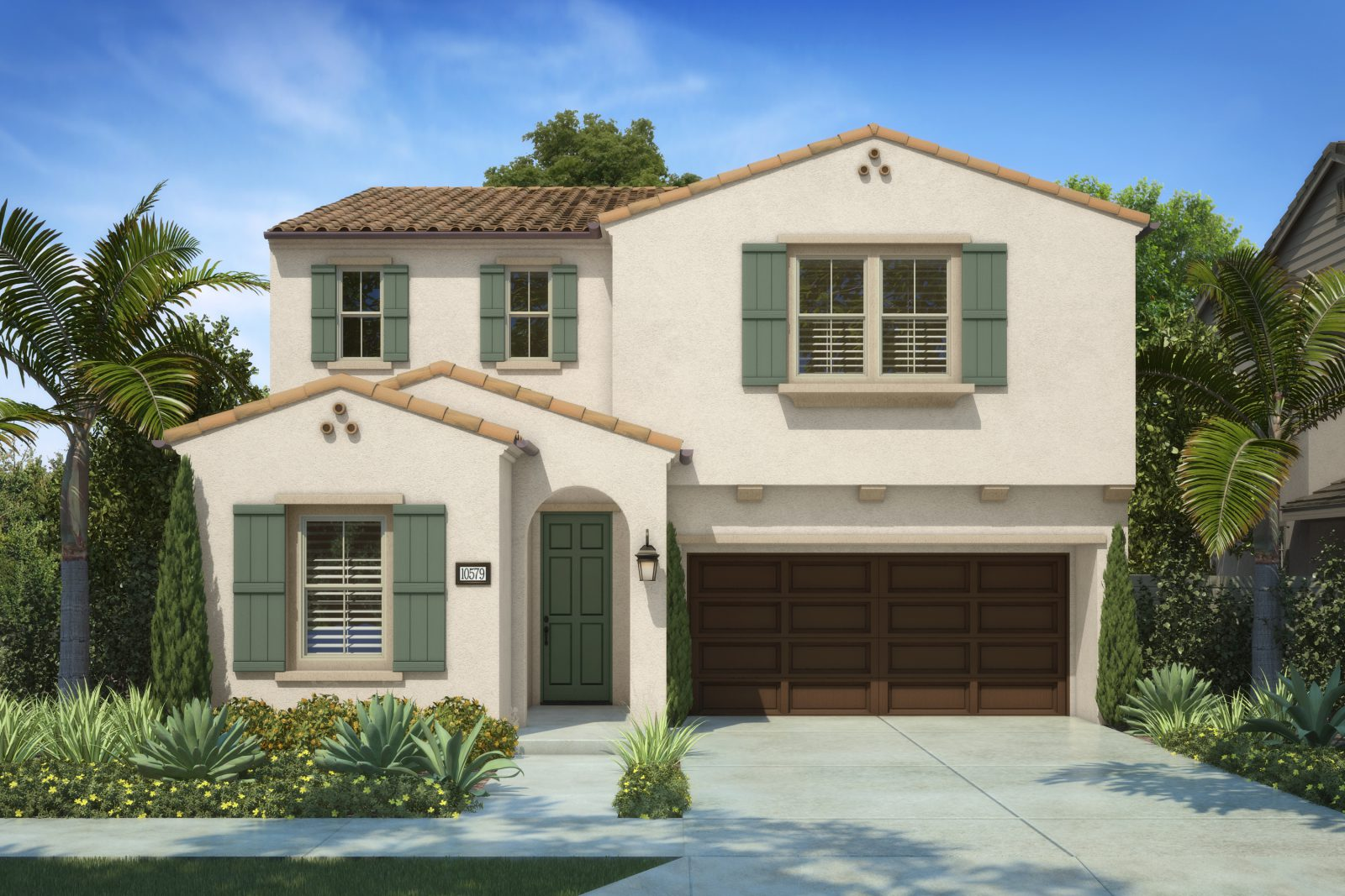 Residence 1C | Marigold at New Haven in Ontario Ranch, CA | Brookfield Residential