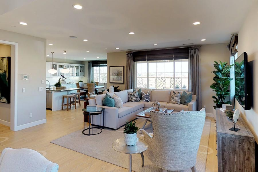 Residence 3 Virtual Tour Marigold at New Haven in Ontario Ranch CA Brookfield Residential