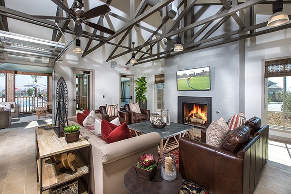 Clubhouse at New Haven in Ontario Ranch, CA | Brookfield Residential