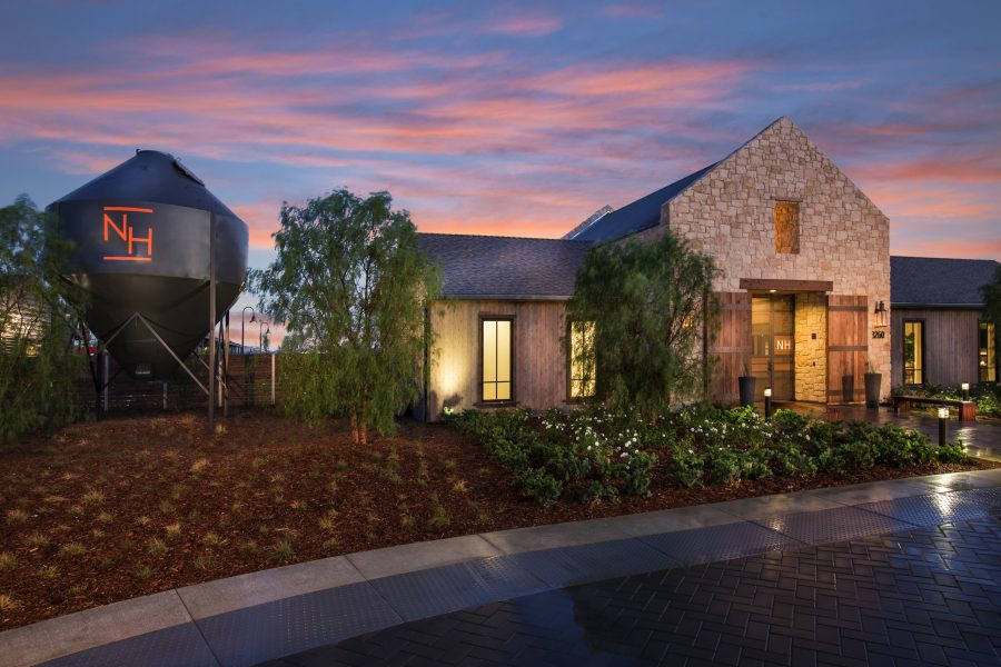 Exterior of a home at New Haven in Ontario Ranch, CA | Brookfield Residential