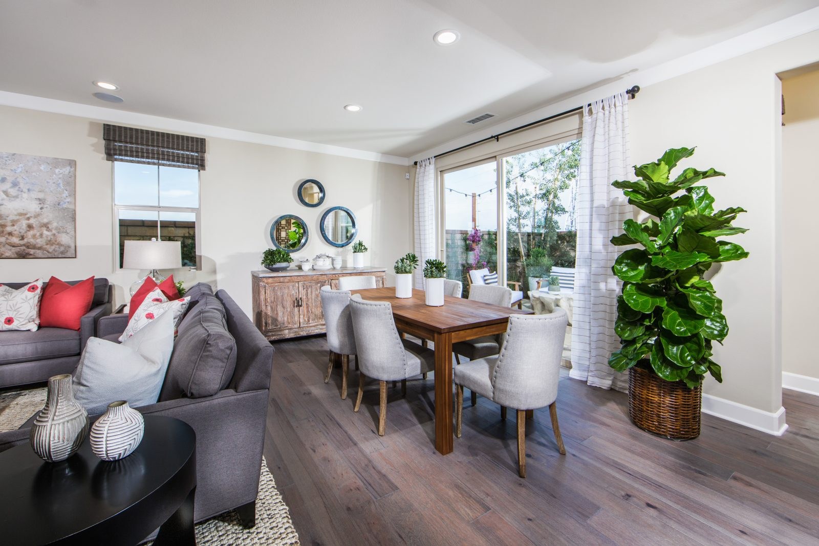 Dining Room | Poppy at New Haven in Ontario Ranch, CA | Brookfield Residential