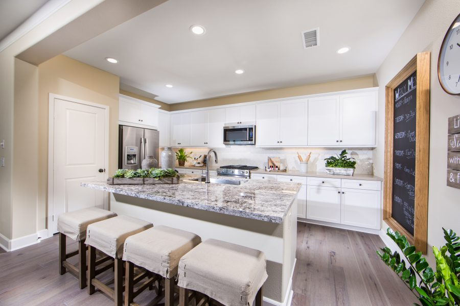 Kitchen | Poppy at New Haven in Ontario Ranch, CA | Brookfield Residential