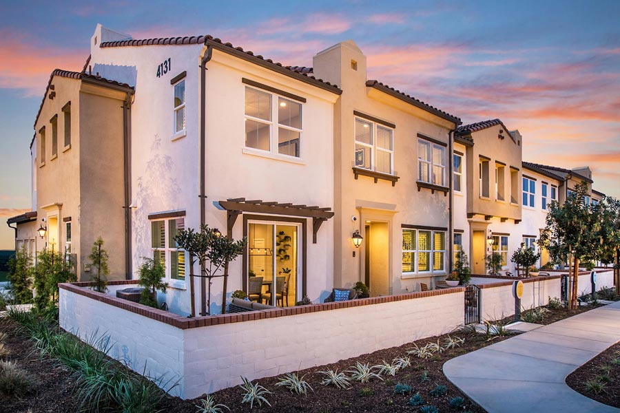 Exterior | Solstice At New Haven In Ontario Ranch, CA | Brookfield  Residential