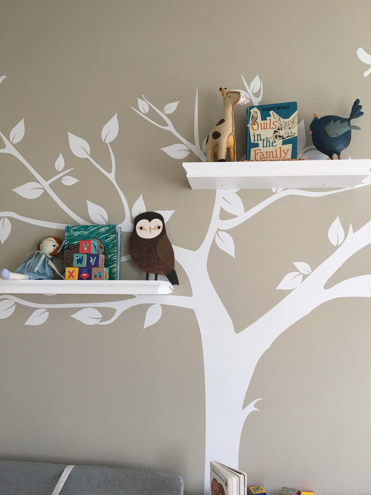 Nursery Detail | Solstice at New Haven in Ontario Ranch, CA | Brookfield Residential