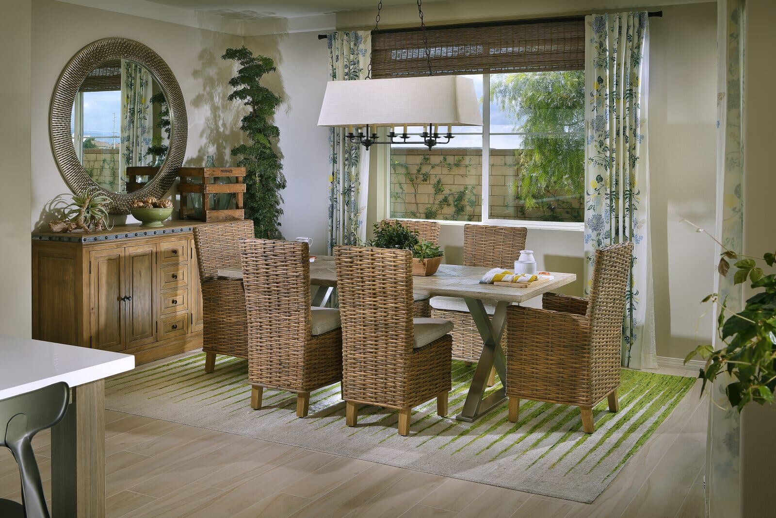 Dining Room | Summerset at New Haven in Ontario Ranch, CA | Brookfield Residential