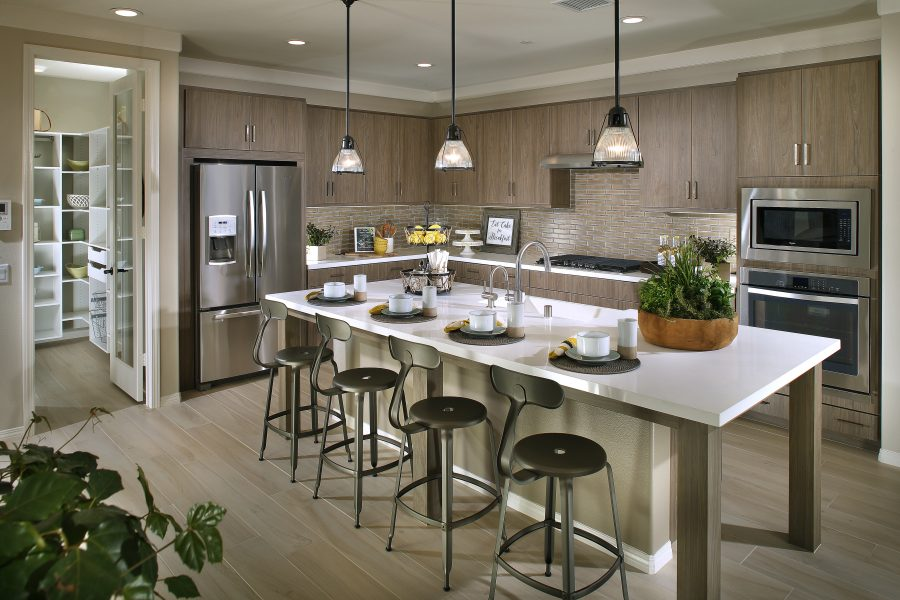 Kitchen | Summerset at New Haven in Ontario Ranch, CA | Brookfield Residential