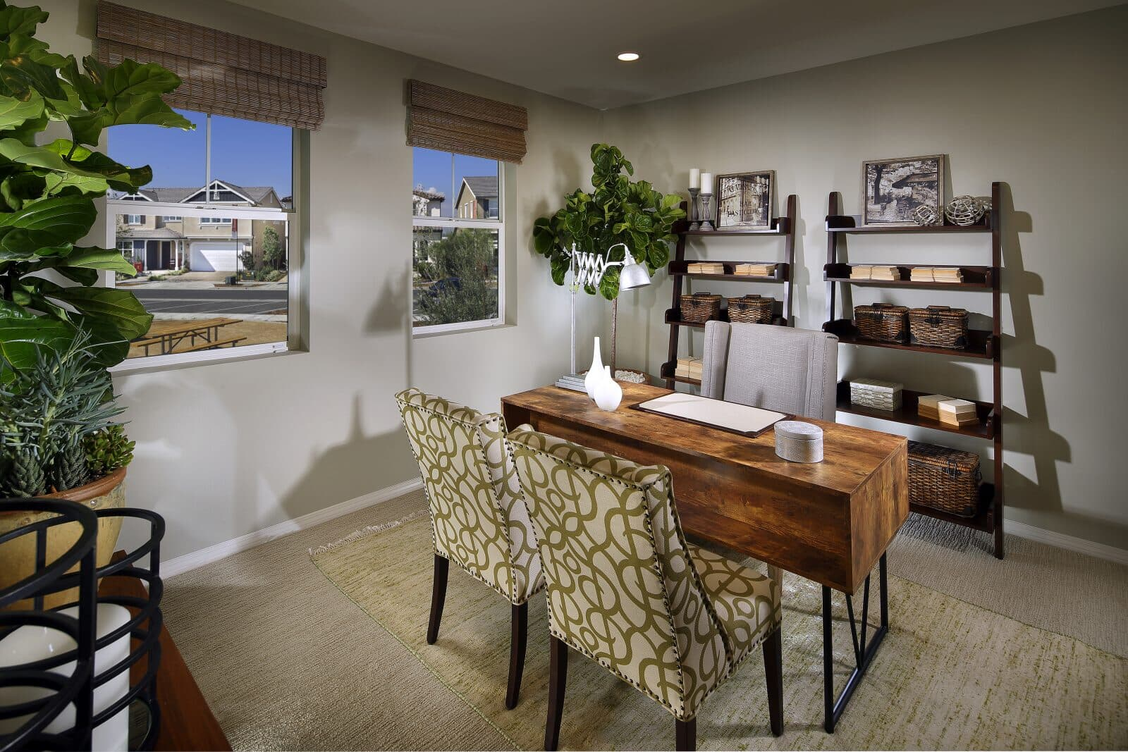 Office | Summerset at New Haven in Ontario Ranch, CA | Brookfield Residential
