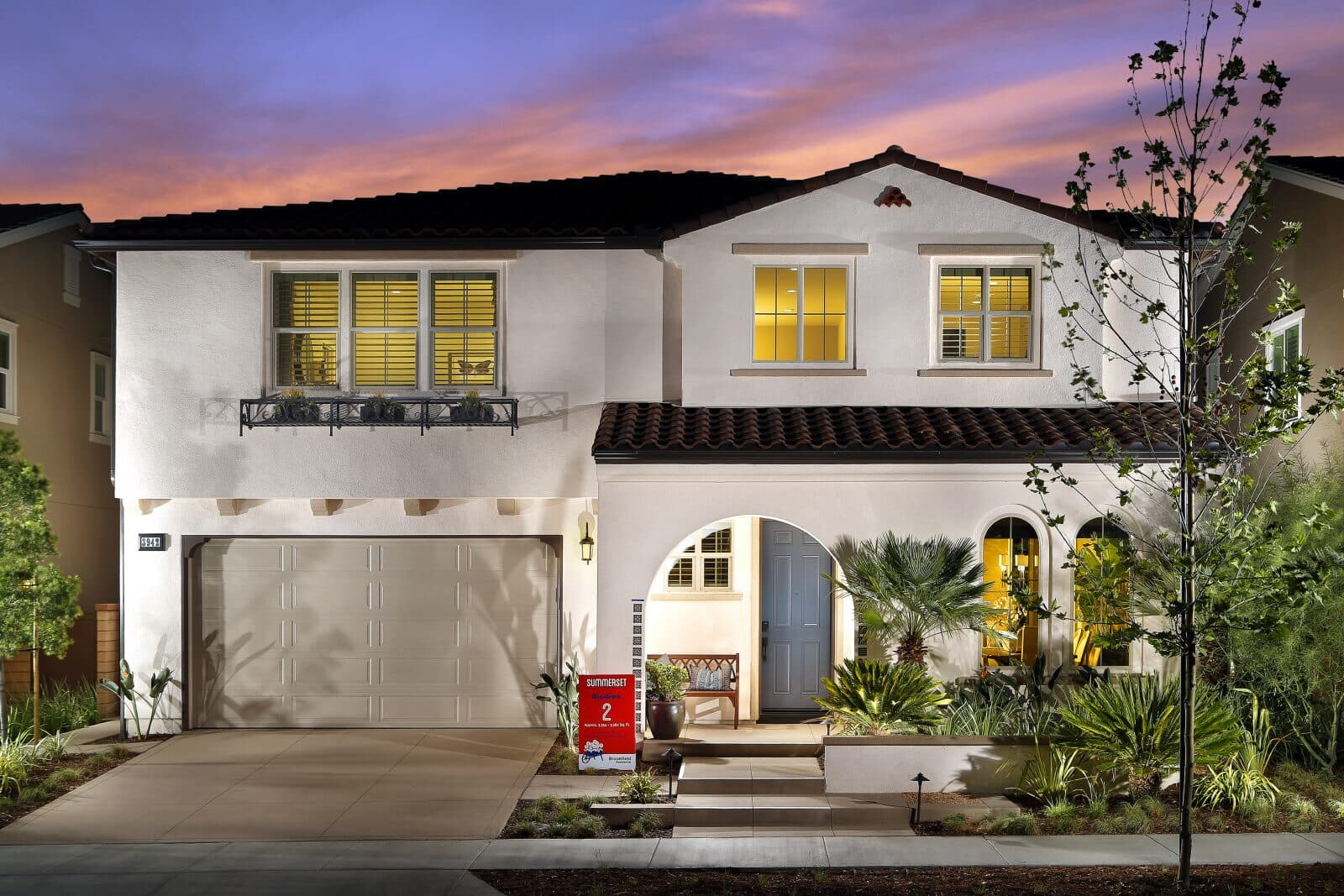 Exterior | Summerset at New Haven in Ontario Ranch, CA | Brookfield Residential