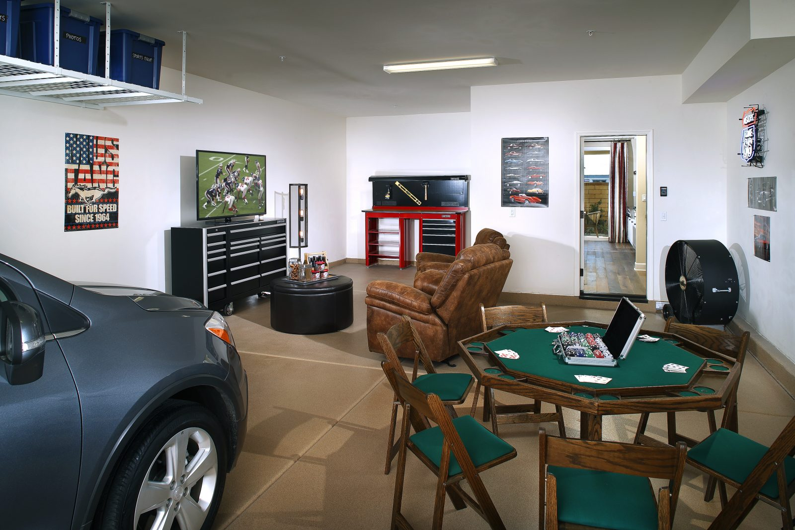Garage | Summerset at New Haven in Ontario Ranch, CA | Brookfield Residential