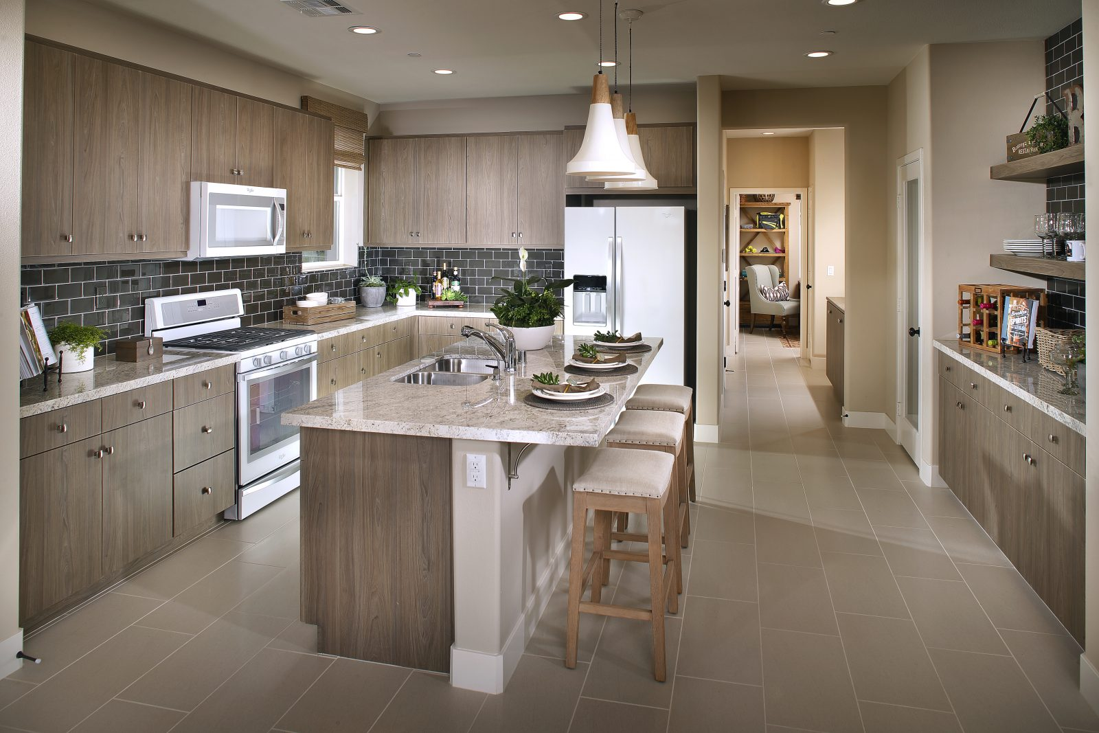 Kitchen | Waverly at New Haven in Ontario Ranch, CA | Brookfield Residential