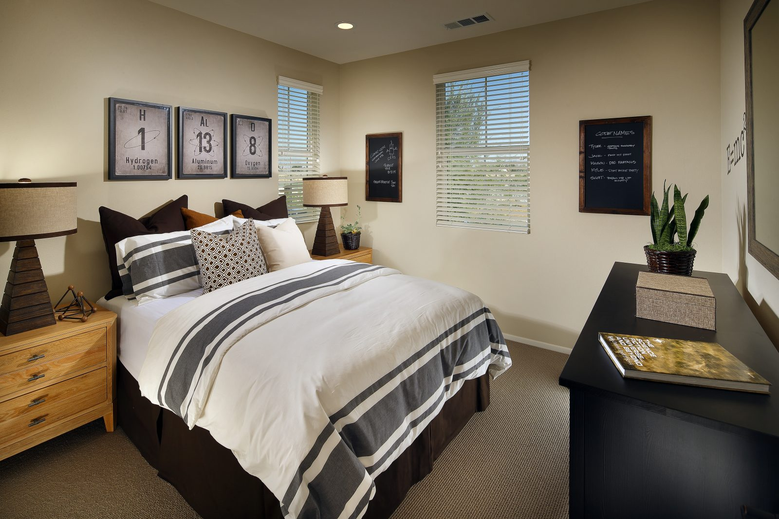 Bedroom | Waverly at New Haven in Ontario Ranch, CA | Brookfield Residential