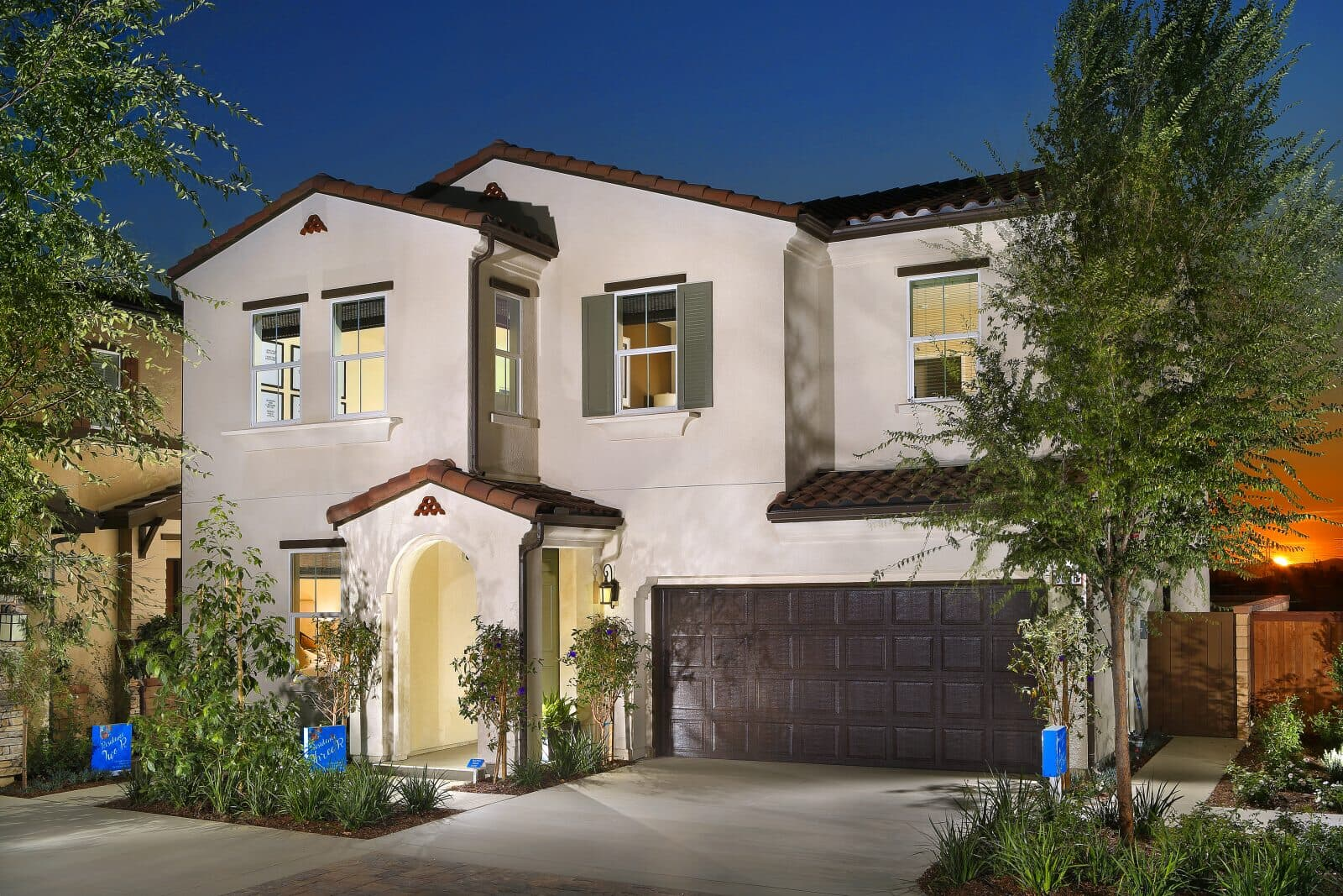 Exterior | Waverly at New Haven in Ontario Ranch, CA | Brookfield Residential