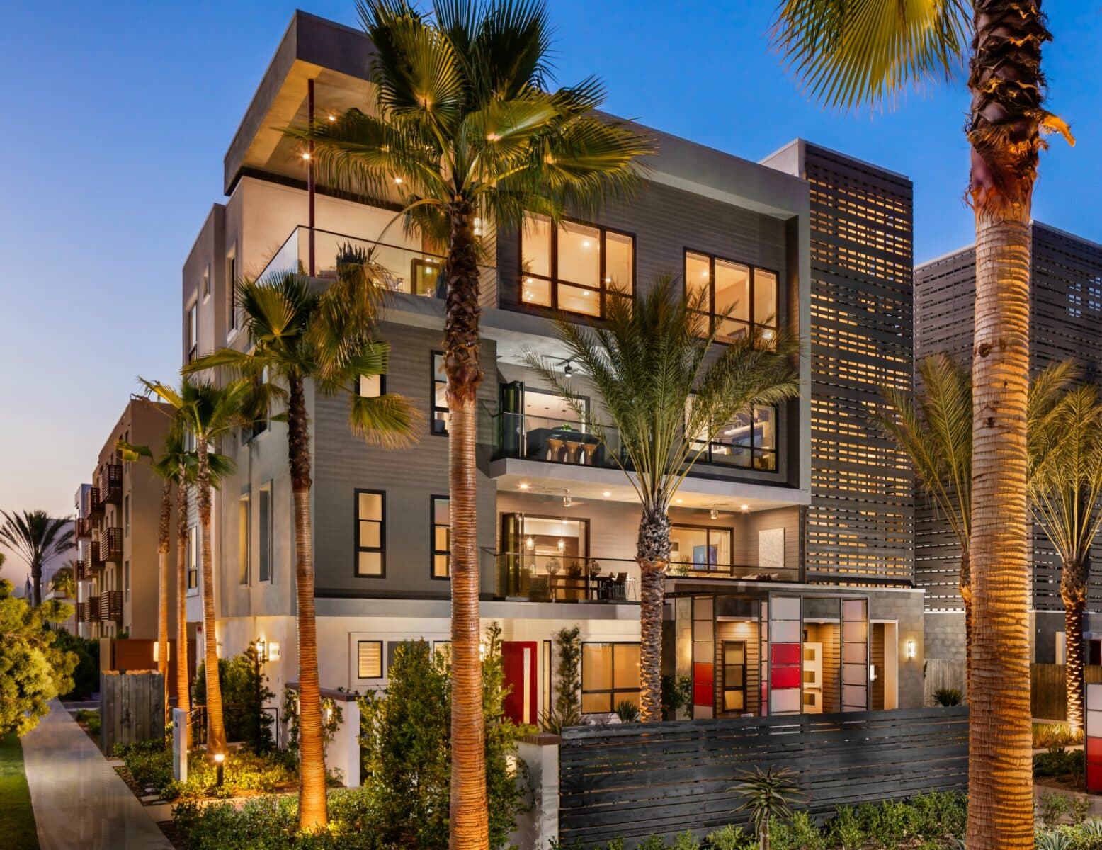 Exterior | Cleo at Playa Vista in Los Angeles, CA | Brookfield Residential