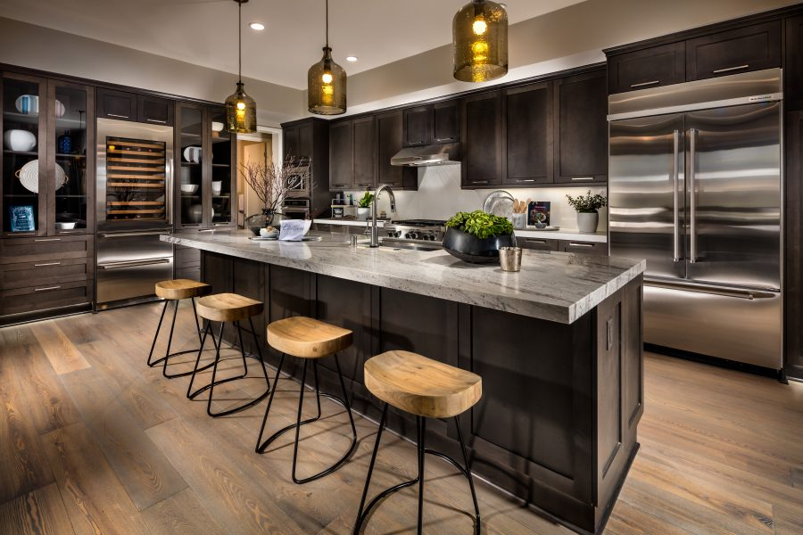 Kitchen | Cleo at Playa Vista in Los Angeles, CA | Brookfield Residential