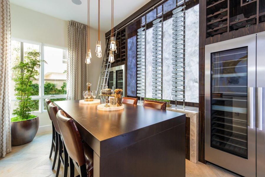 Dining room | 5900 Village Drive | Jewel at Playa Vista in Los Angeles, CA | Brookfield Residential