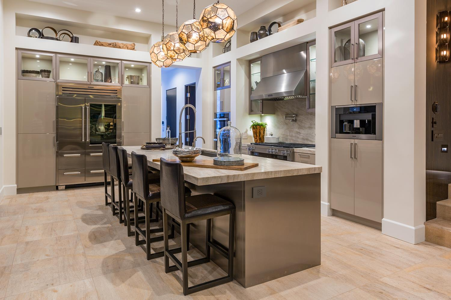 Kitchen | 5900 Village Drive | Jewel at Playa Vista in Los Angeles, CA | Brookfield Residential
