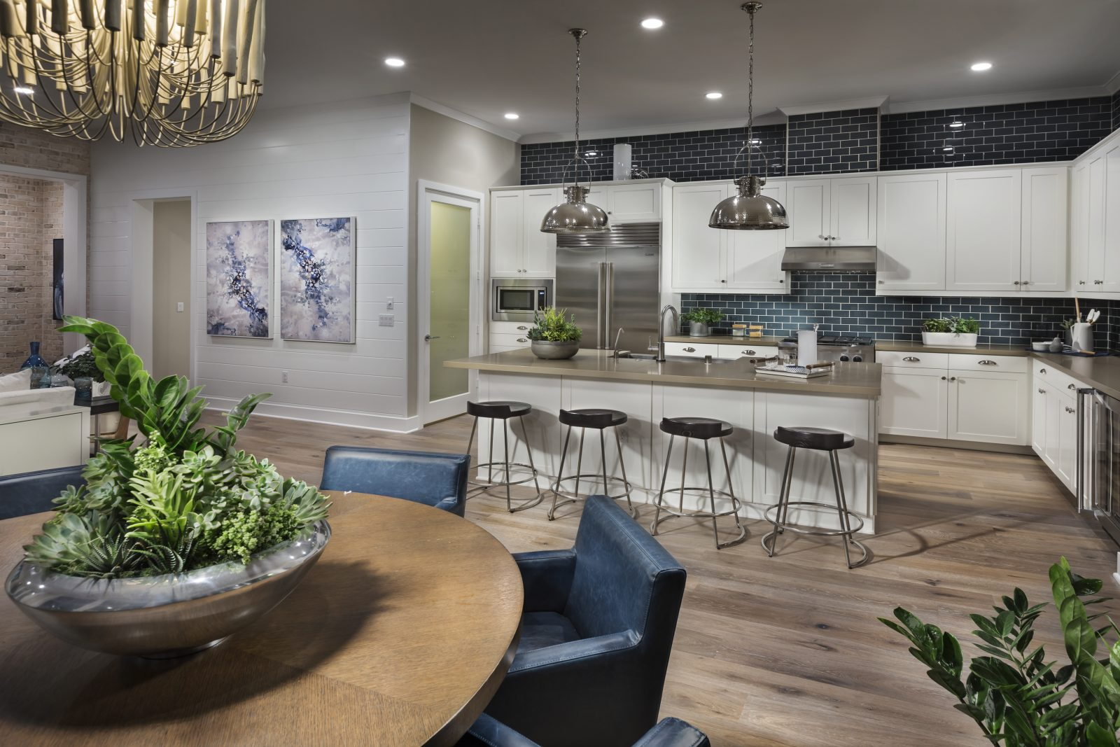 Kitchen | Mason at Playa Vista in Los Angeles, CA | Brookfield Residential
