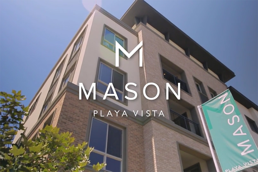 Mason at Playa Vista in Los Angeles, CA | Brookfield Residential