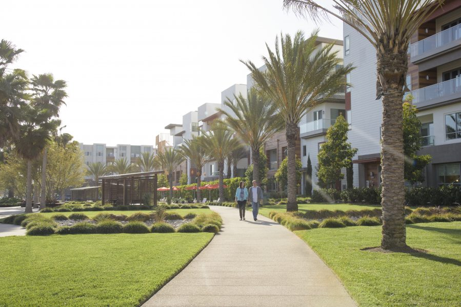 Common Grounds at Playa Vista in Los Angeles CA Brookfield Residential