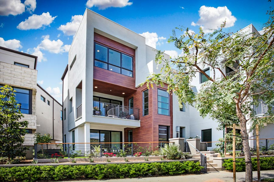 Exterior Residence 1 | The Collection at Playa Vista in Los Angeles, CA | Brookfield Residential