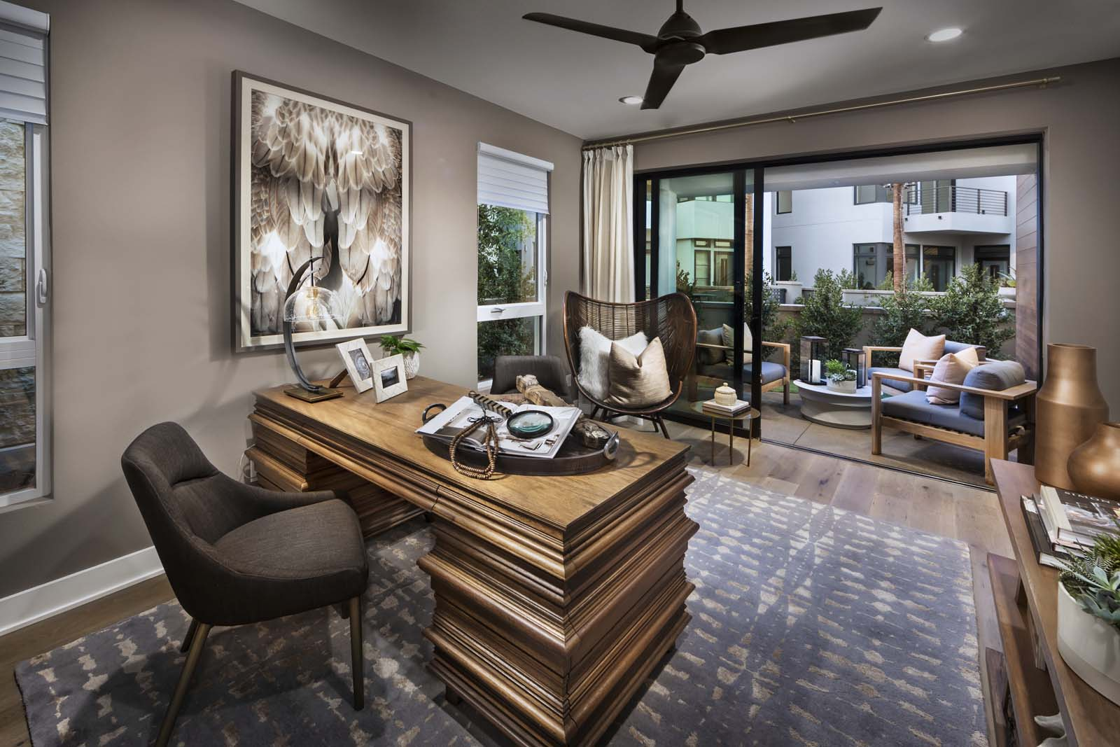 Office | The Collection at Playa Vista in Los Angeles, CA | Brookfield Residential