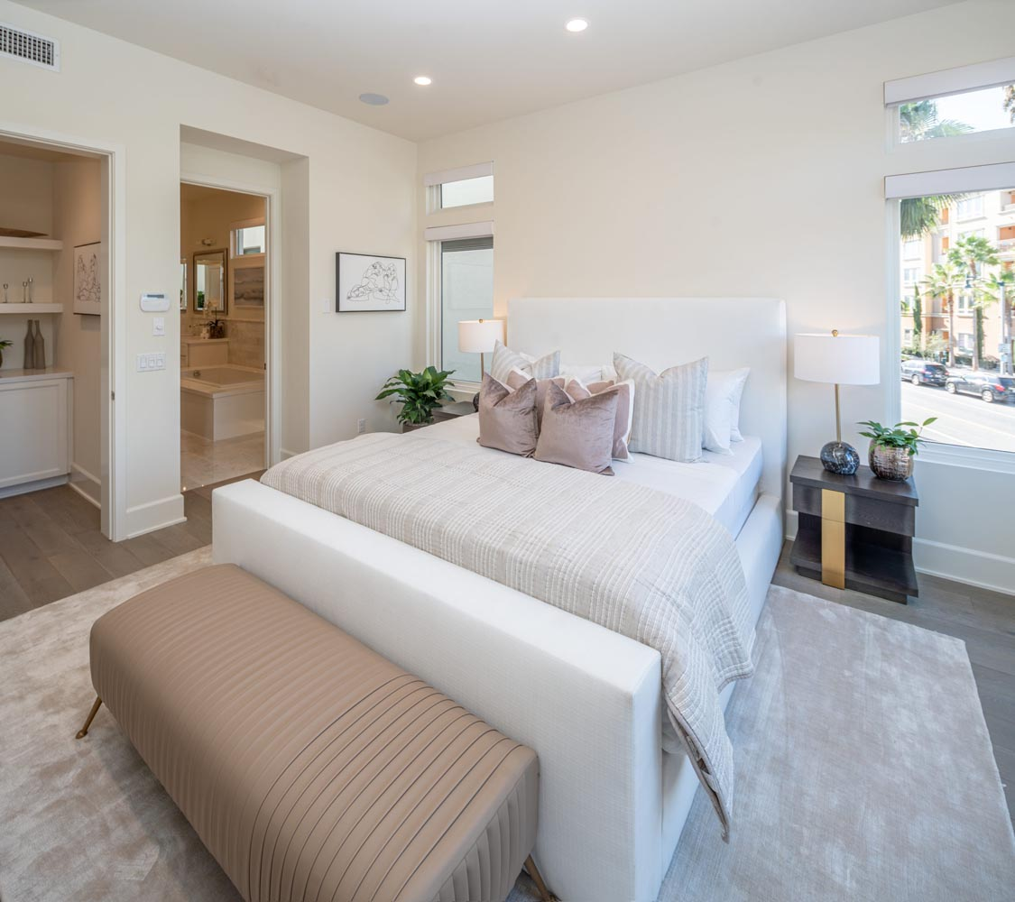 Residence 2 Bedroom | The Collection at Playa Vista in Los Angeles, CA | Brookfield Residential