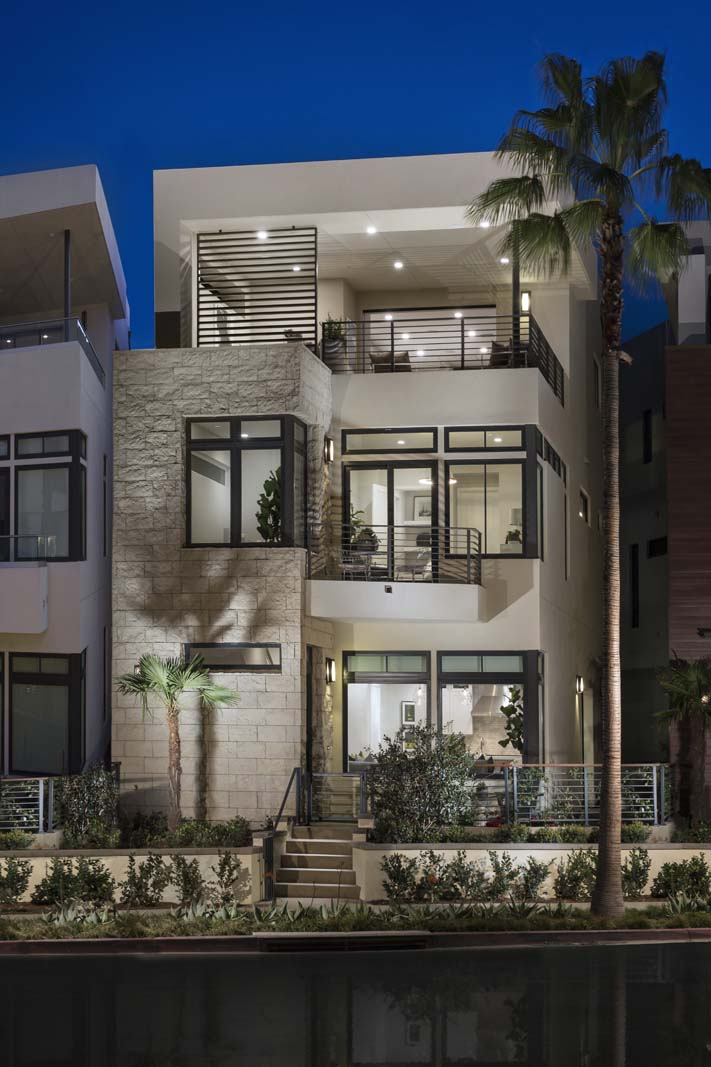 Exterior Residence 2 | The Collection at Playa Vista in Los Angeles, CA | Brookfield Residential