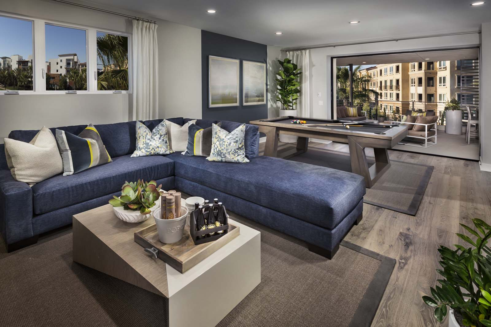 Loft Residence 2 | The Collection at Playa Vista in Los Angeles, CA | Brookfield Residential