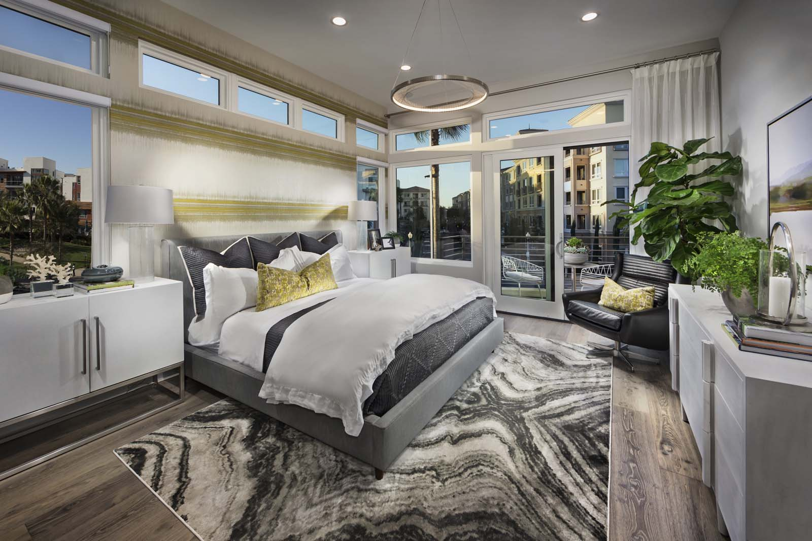 Master Bedroom Residence 2 | The Collection at Playa Vista in Los Angeles, CA | Brookfield Residential
