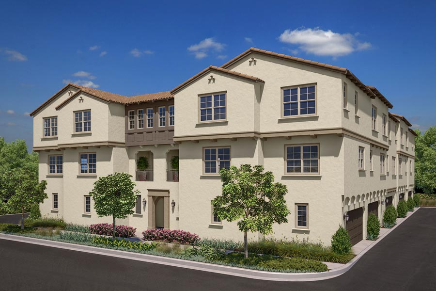 Residence 2 Exterior | New home in San Marcos, CA | Latitude at Rancho Tesoro | Brookfield Residential