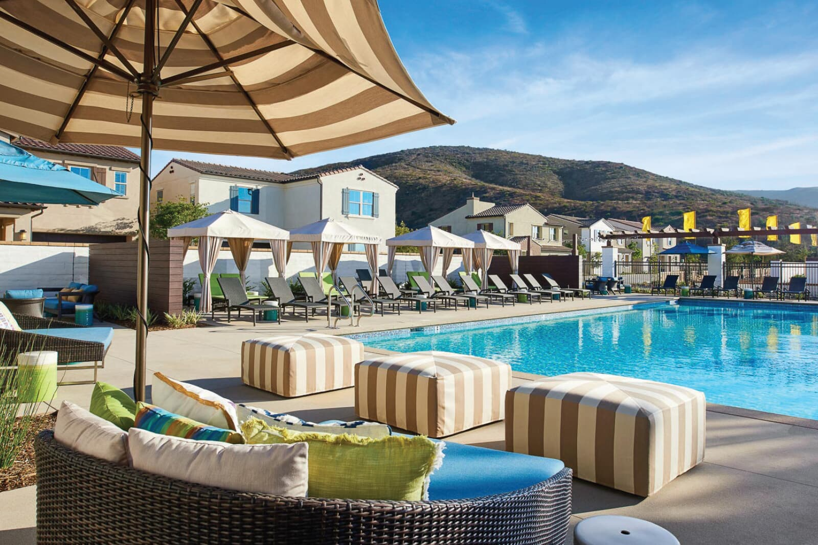 Pool | Rancho Tesoro in San Marcos, CA | Brookfield Residential