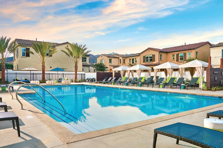 Pool 2 | Rancho Tesoro in San Marcos, CA | Brookfield Residential