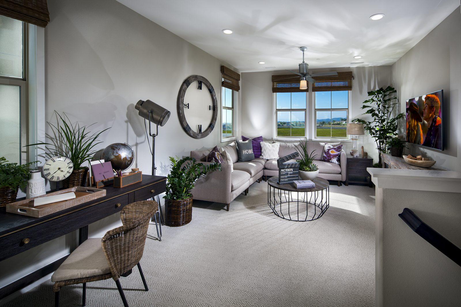 Residence 2 Loft | Terracina At Rancho Tesoro In San Marcos, CA |  Brookfield Residential