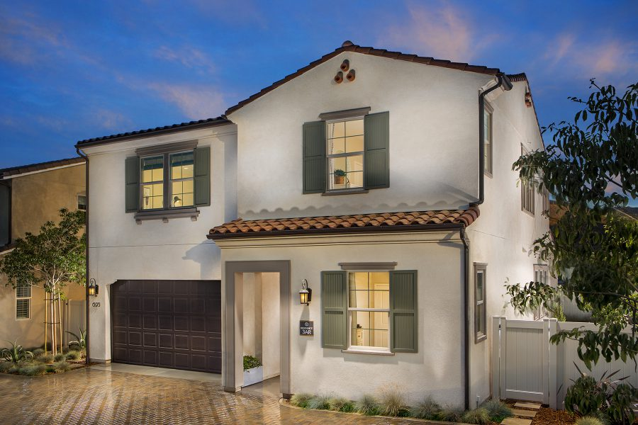 Residence 3 Exterior | Terracina at Rancho Tesoro in San Marcos, CA | Brookfield Residential