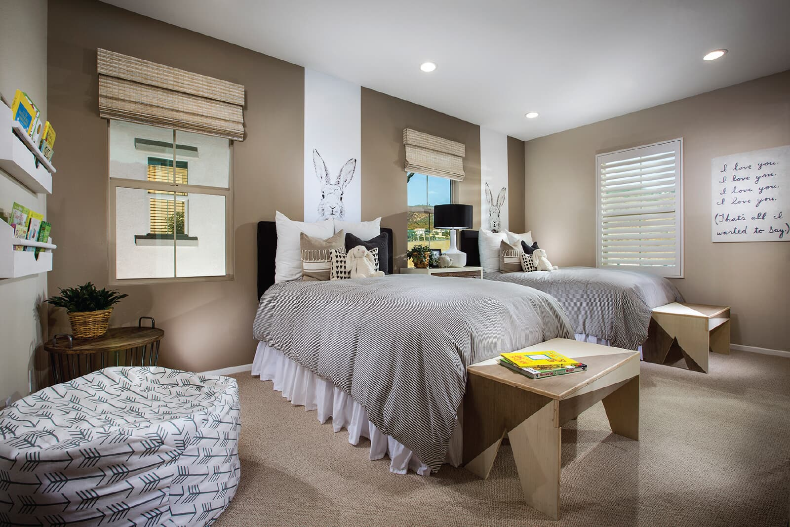 Residence 2 Kids Room | Vientos at Rancho Tesoro in San Marcos, CA | Brookfield Residential