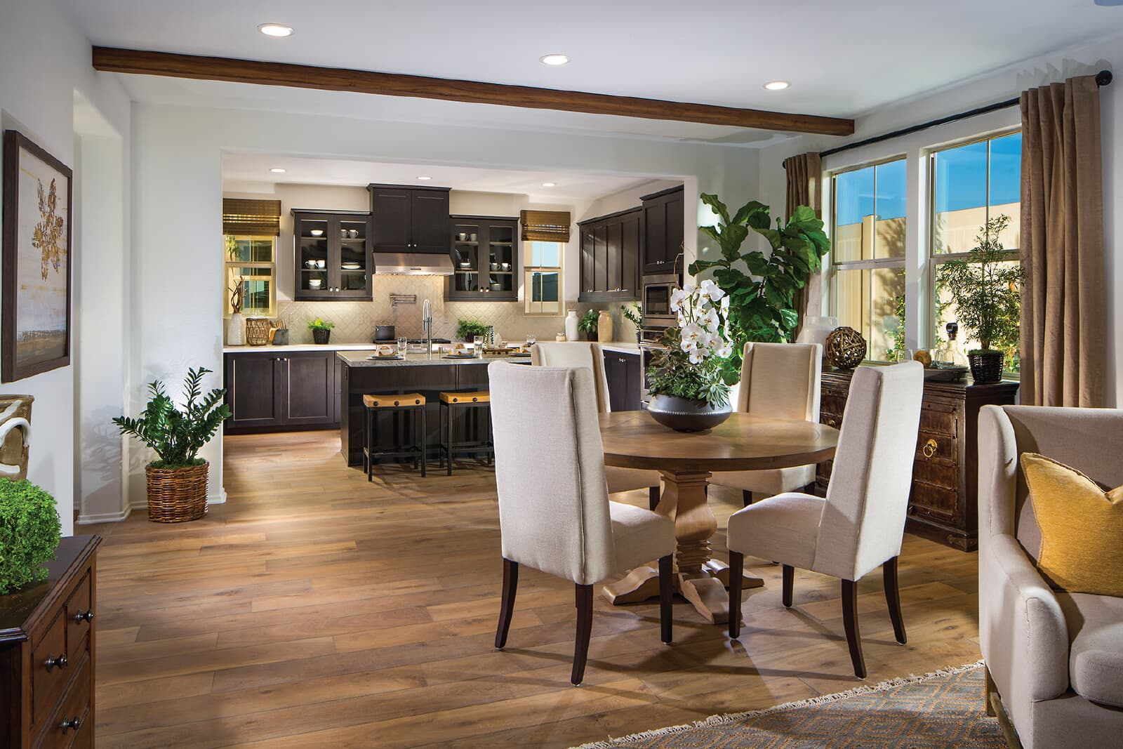 Residence 3 Kitchen | Vientos at Rancho Tesoro in San Marcos, CA | Brookfield Residential