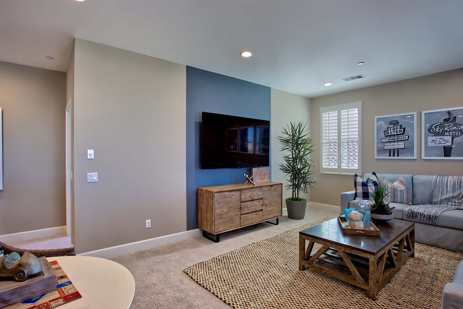 Residence 2 Bonus Room | Agave at Spencer