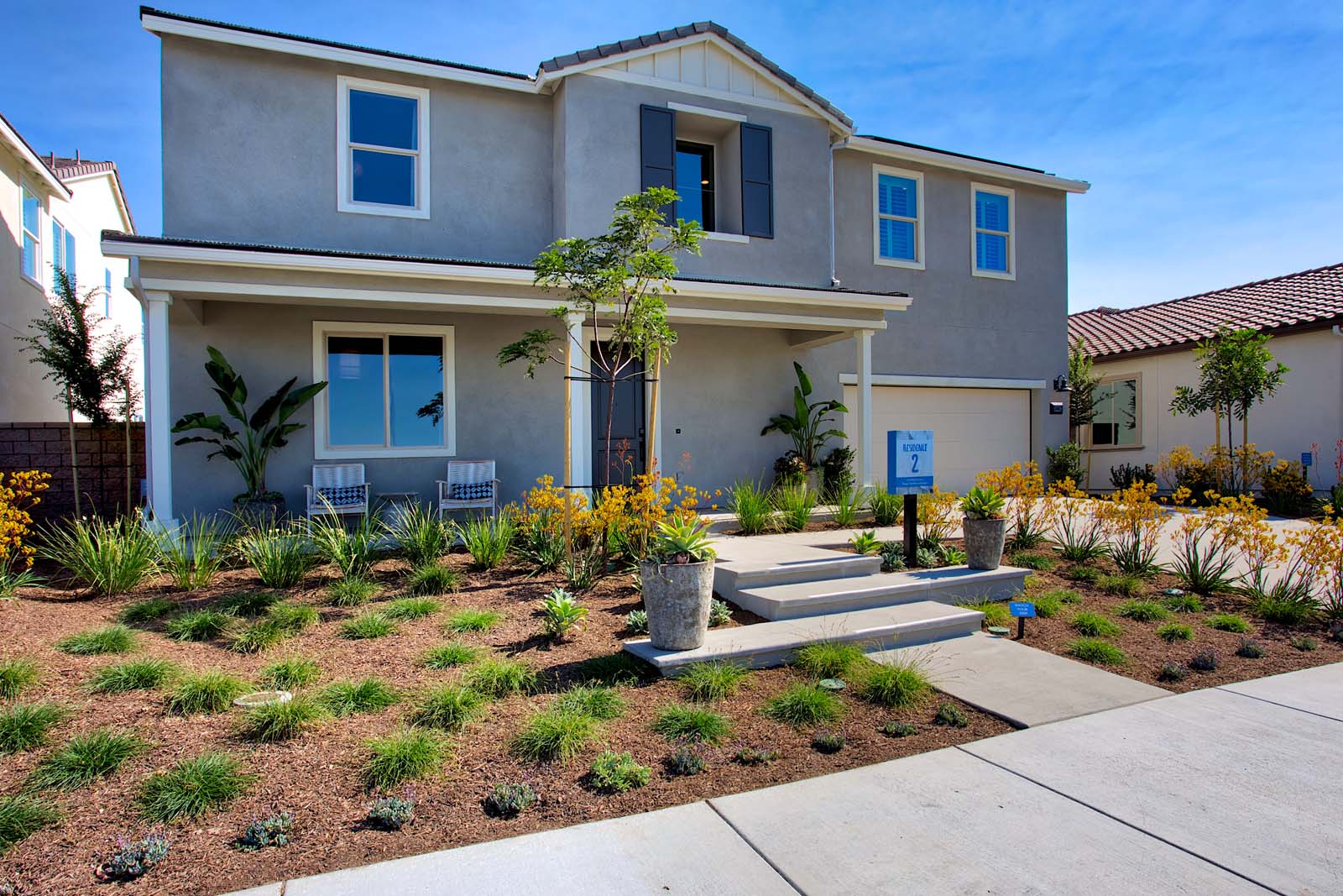 Residence 2 Exterior | Agave at Spencer