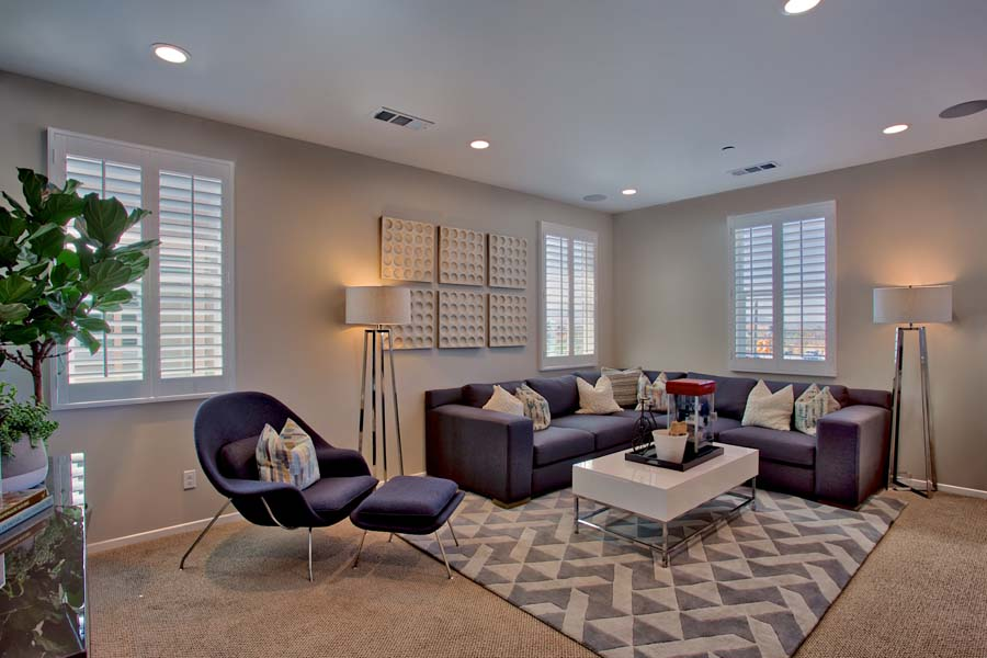Residence 3 Bonus Room | Agave at Spencer