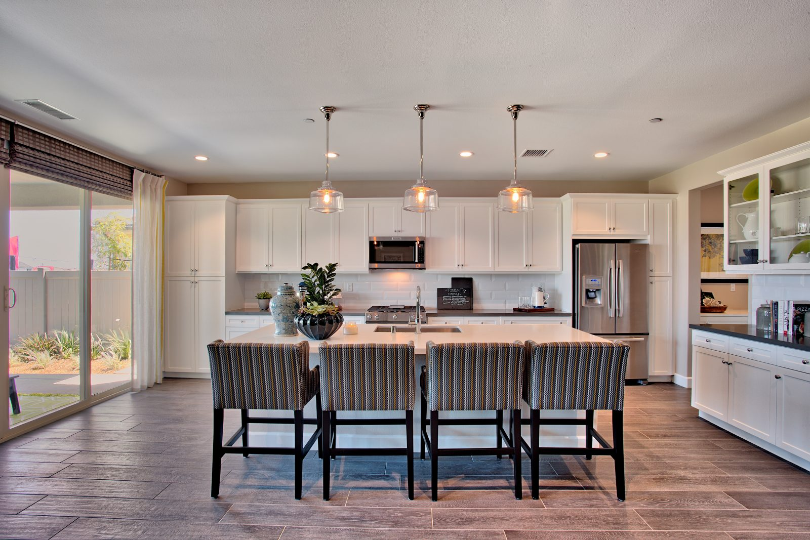 Kitchen | Juniper at Spencers Crossing in Riverside, CA | Brookfield Residential