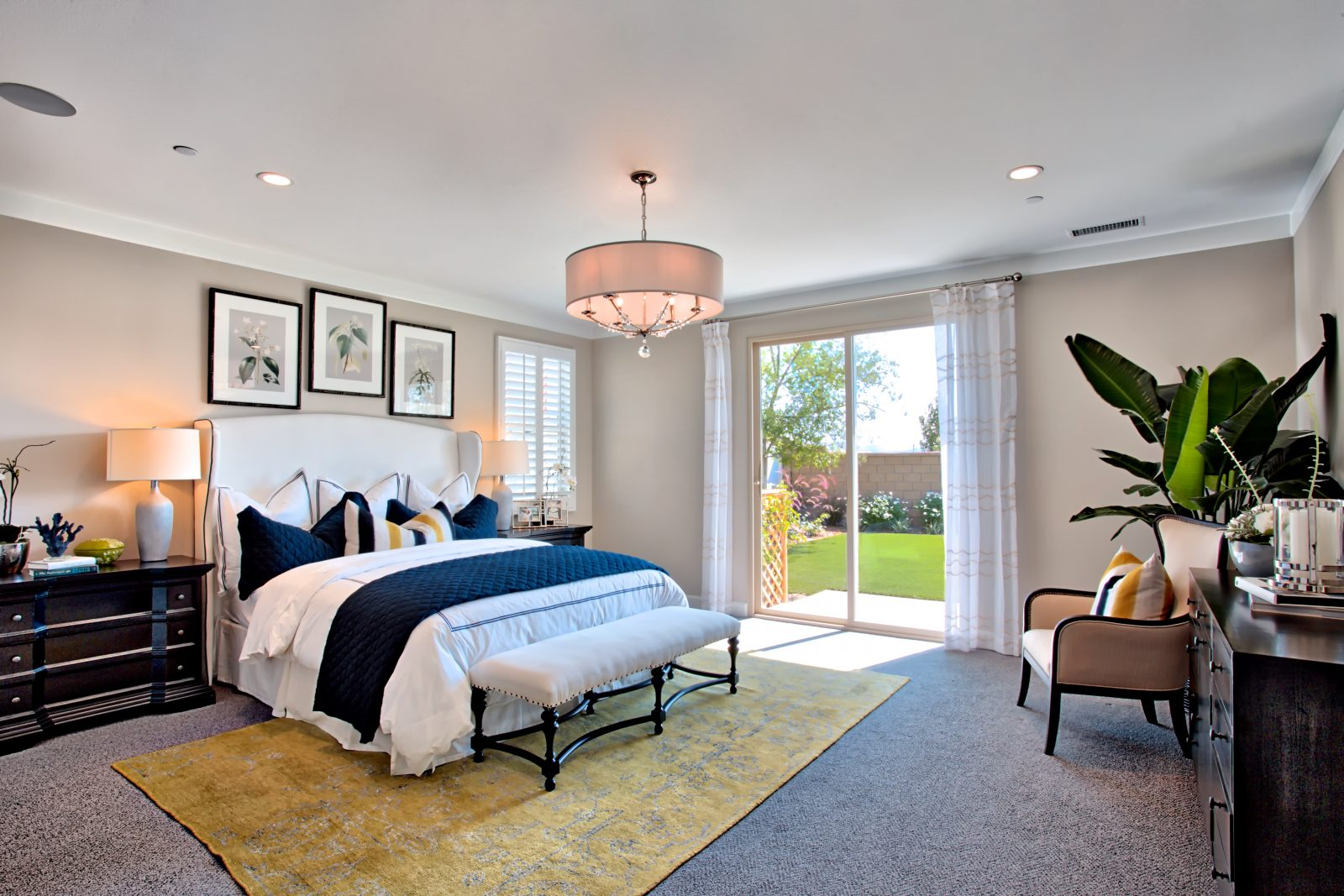 Bedroom | Juniper at Spencers Crossing in Riverside, CA | Brookfield Residential