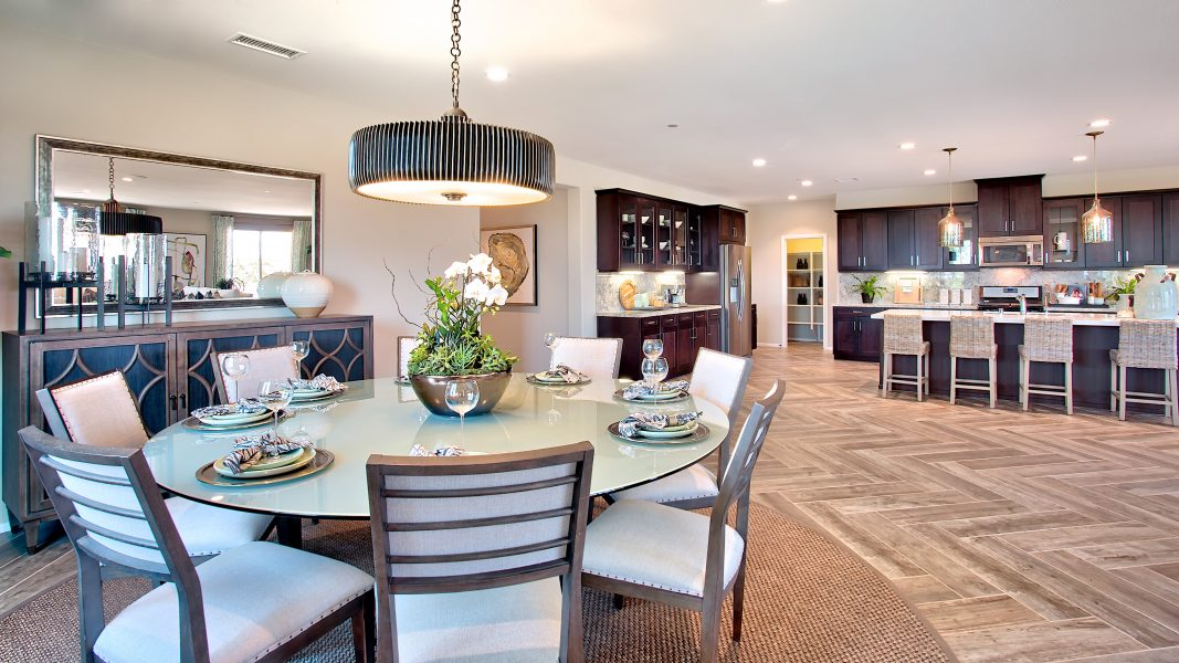 Dining Room | Juniper at Spencers Crossing in Riverside, CA | Brookfield Residential