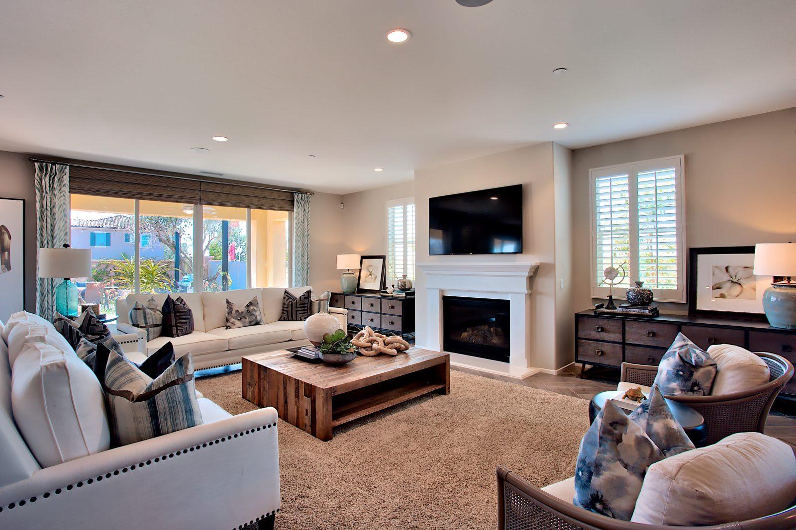 Homes For Sale In Murrieta Ca Juniper Aluminum Wiring California Living Room At Spencers Crossing Riverside Brookfield Residential