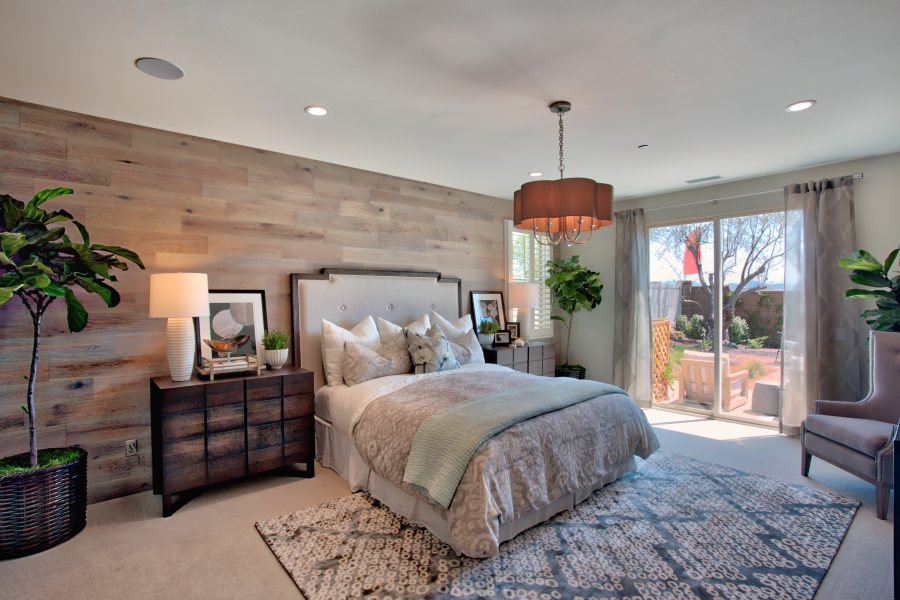 Master Bedroom | Juniper at Spencers Crossing in Riverside, CA | Brookfield Residential